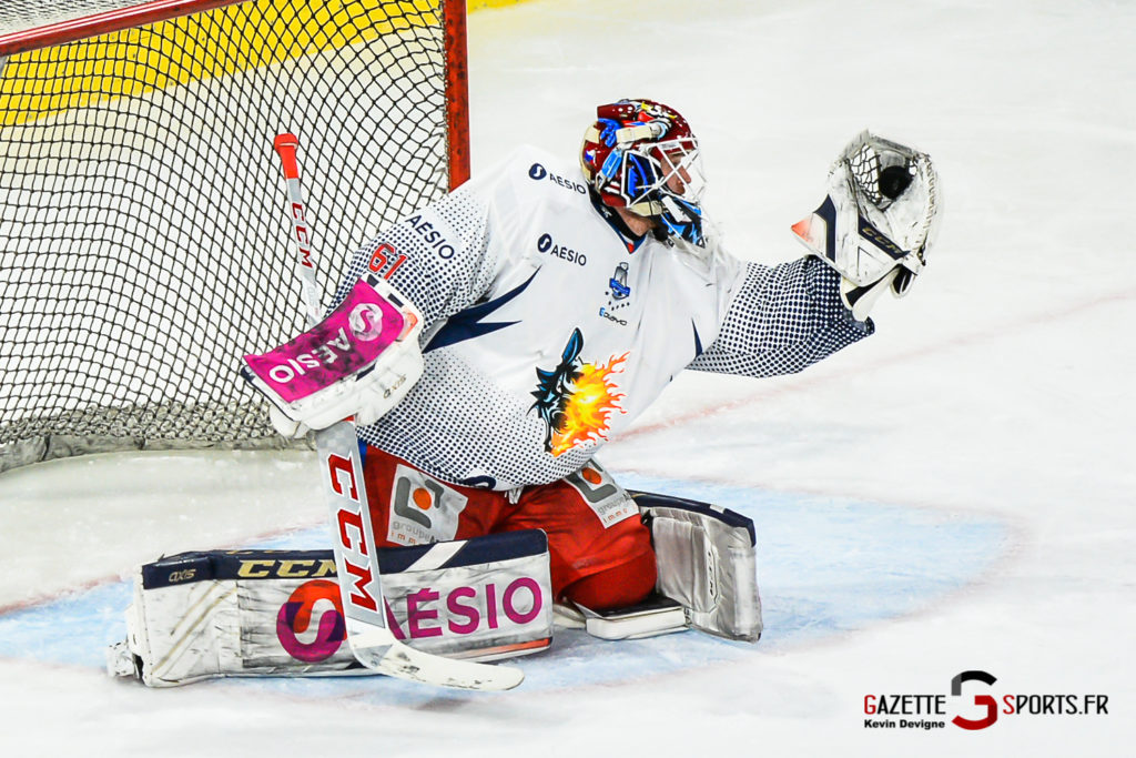 hockey sur glace amiens vs grenoble 20 21 kevin devigne gazettesports 91