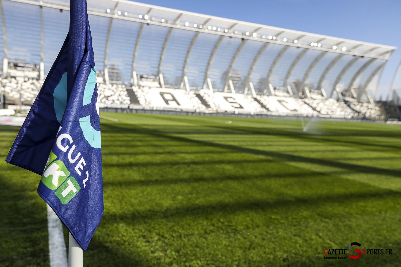 amiens sc vs troyes football ligue 2 0003 leandre leber gazettesports