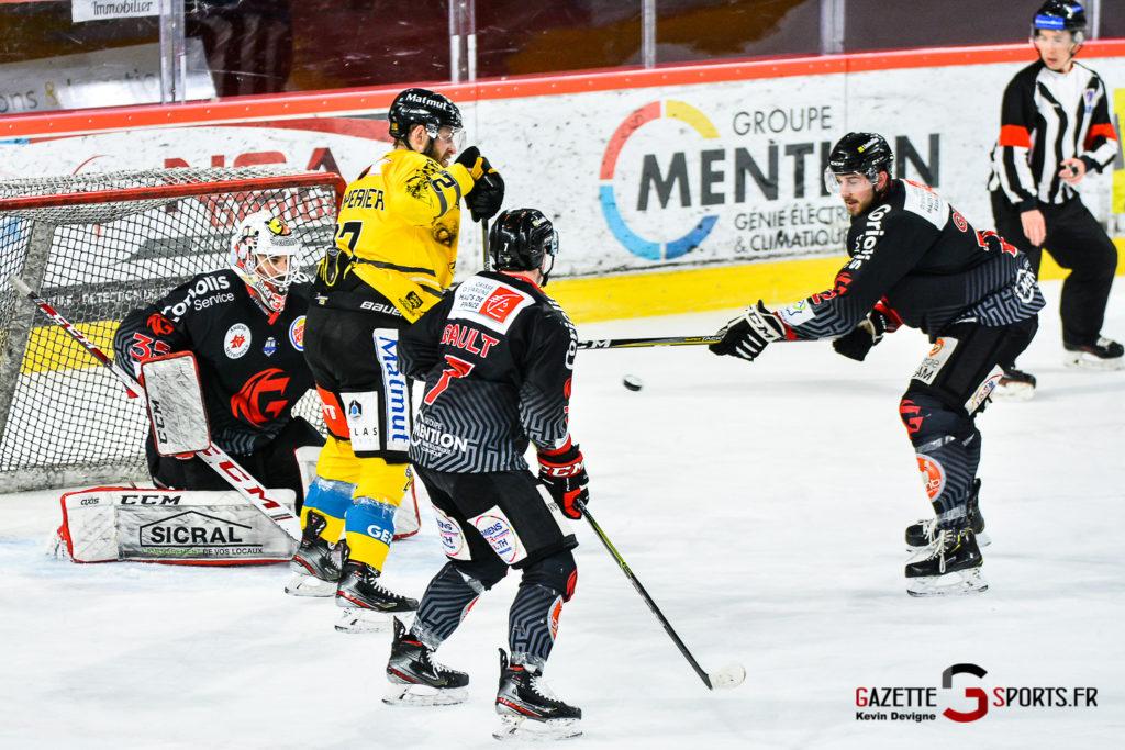 hockey sur glace amiens vs rouen 2021 kevin devigne gazettesports 101