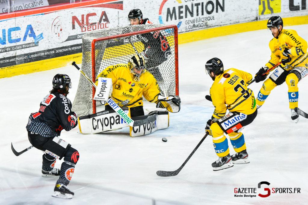hockey sur glace amiens vs rouen 2021 kevin devigne gazettesports 123