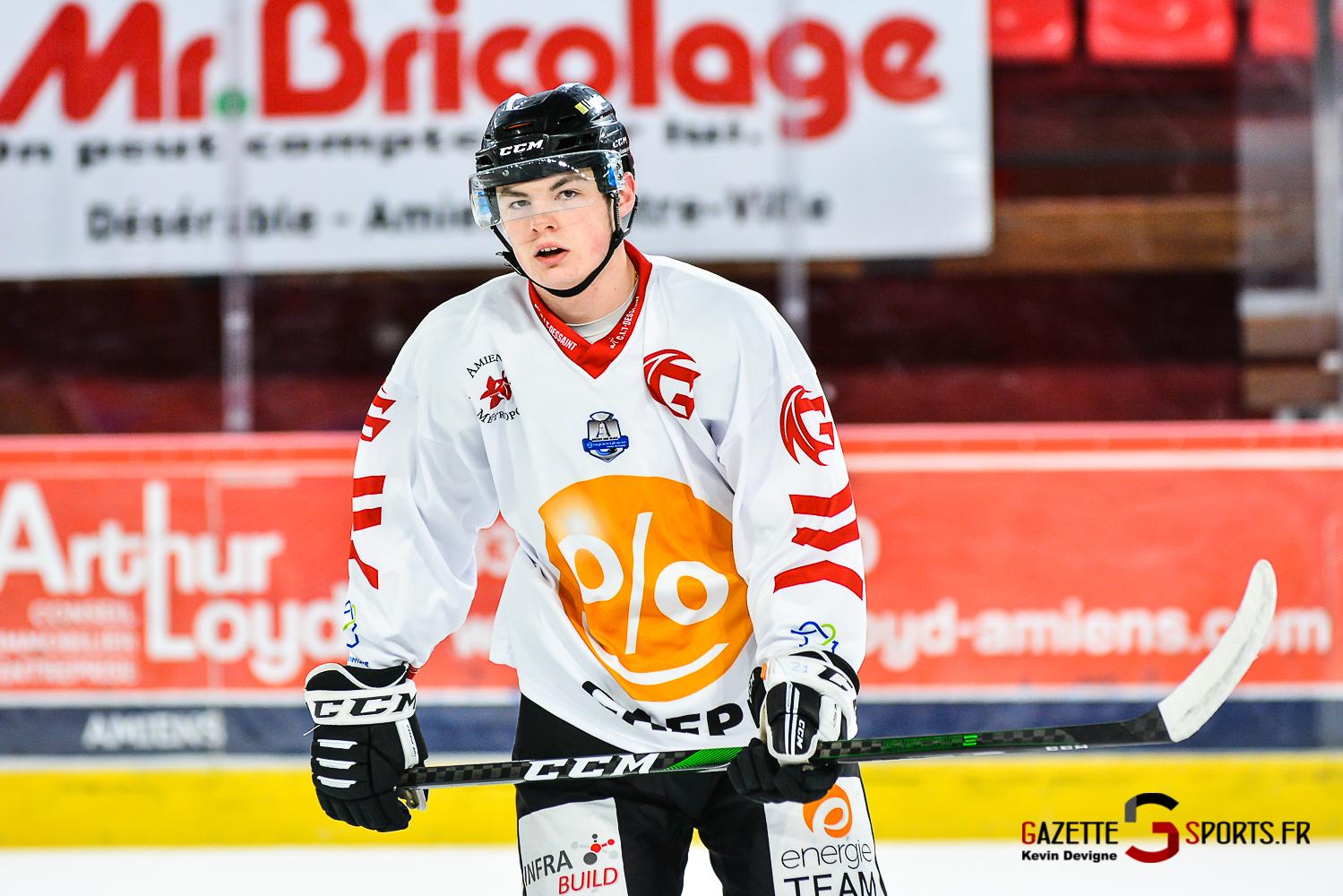hockey sur glace amiens vs rouen 2021 kevin devigne gazettesports 16