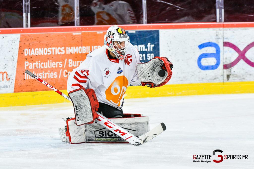 hockey sur glace amiens vs rouen 2021 kevin devigne gazettesports 2
