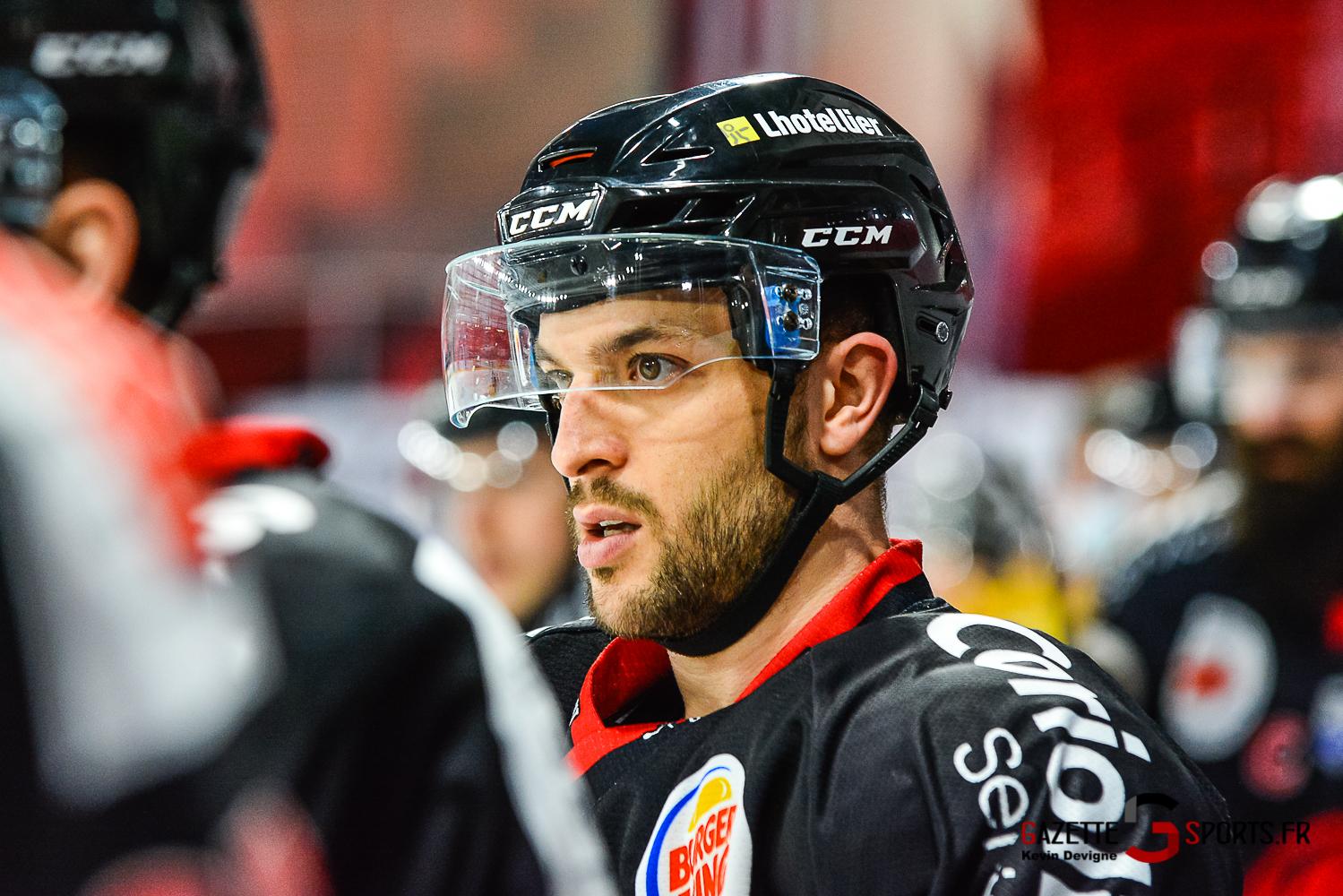 hockey sur glace amiens vs rouen 2021 kevin devigne gazettesports 24