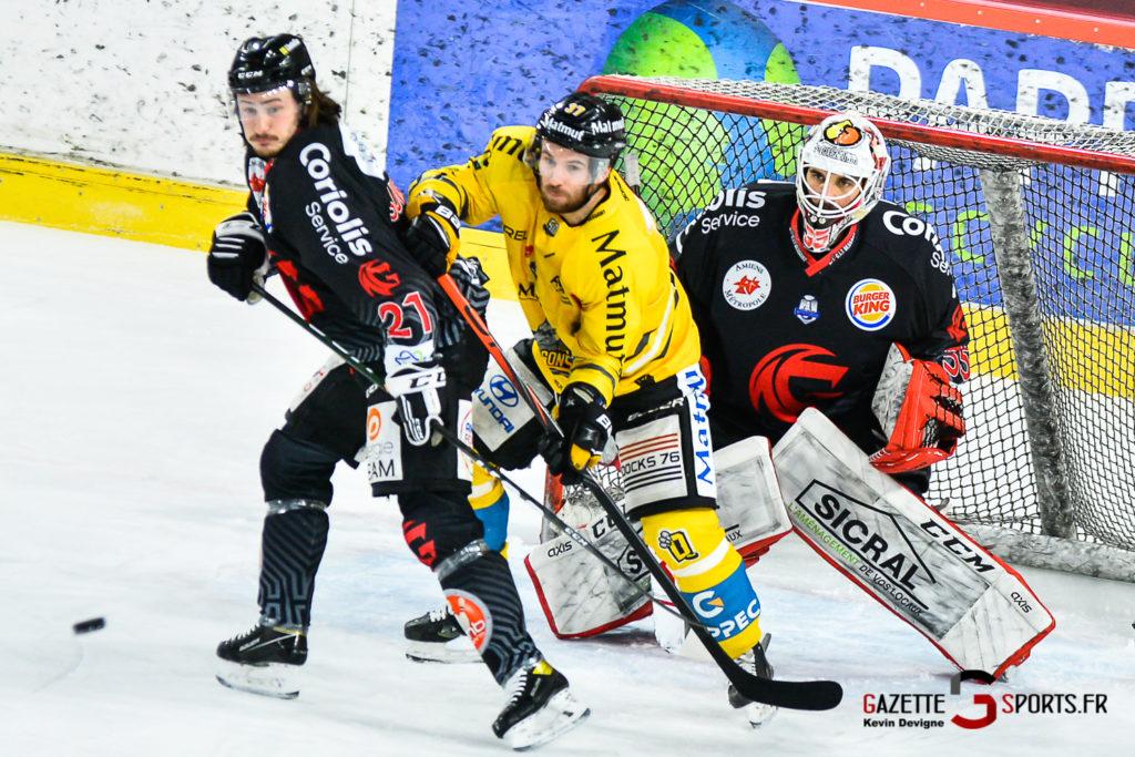 hockey sur glace amiens vs rouen 2021 kevin devigne gazettesports 31