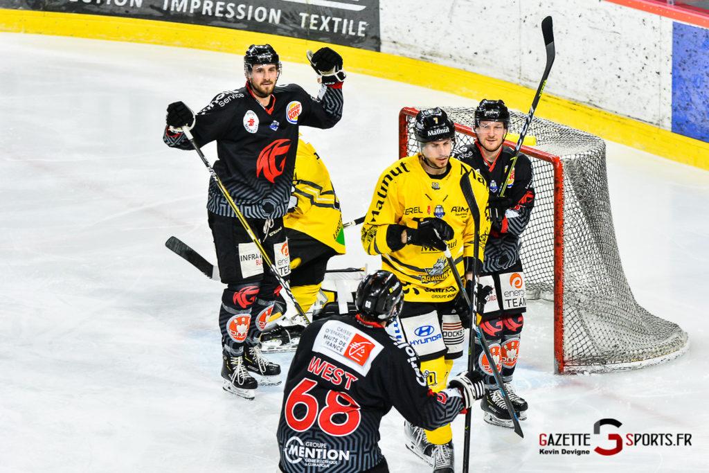 hockey sur glace amiens vs rouen 2021 kevin devigne gazettesports 62
