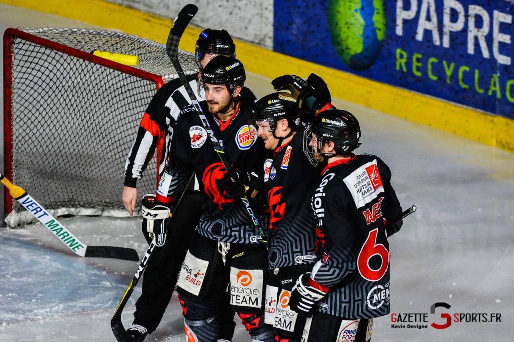 hockey sur glace amiens vs rouen 2021 kevin devigne gazettesports 63