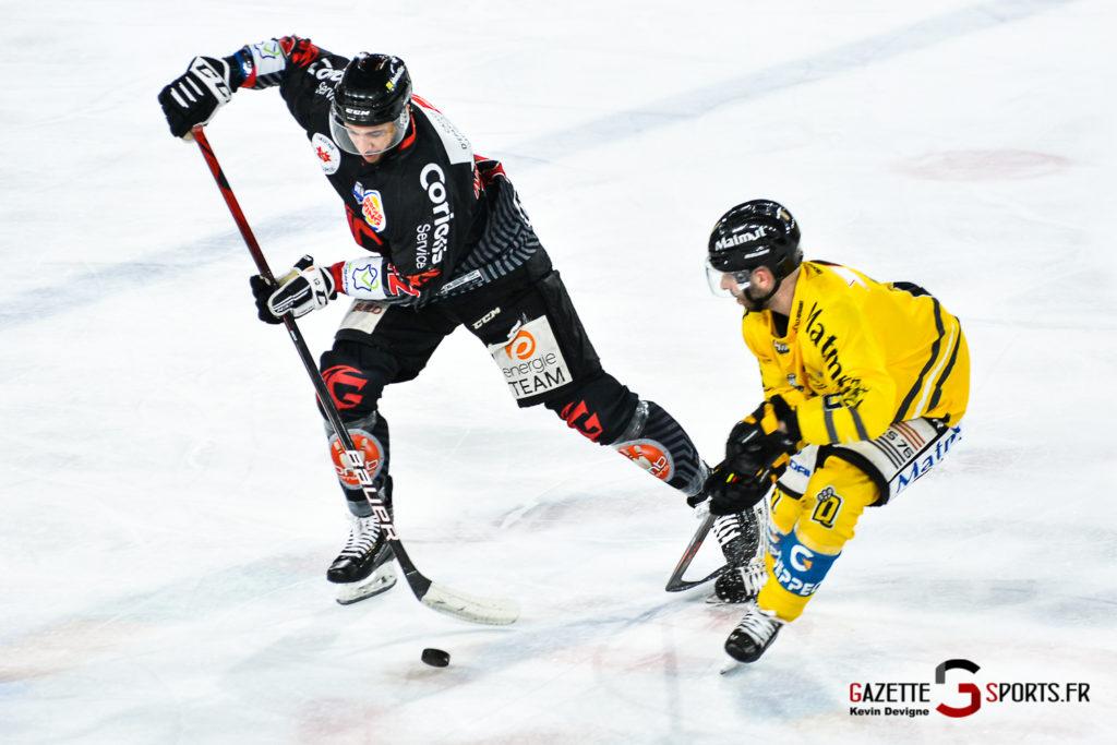 hockey sur glace amiens vs rouen 2021 kevin devigne gazettesports 75