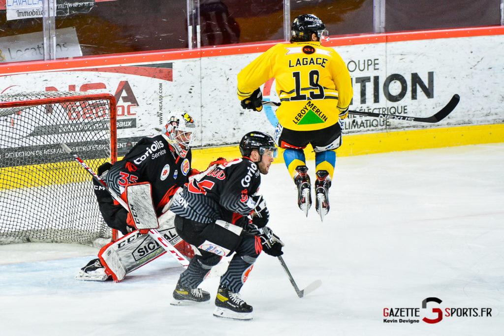 hockey sur glace amiens vs rouen 2021 kevin devigne gazettesports 80