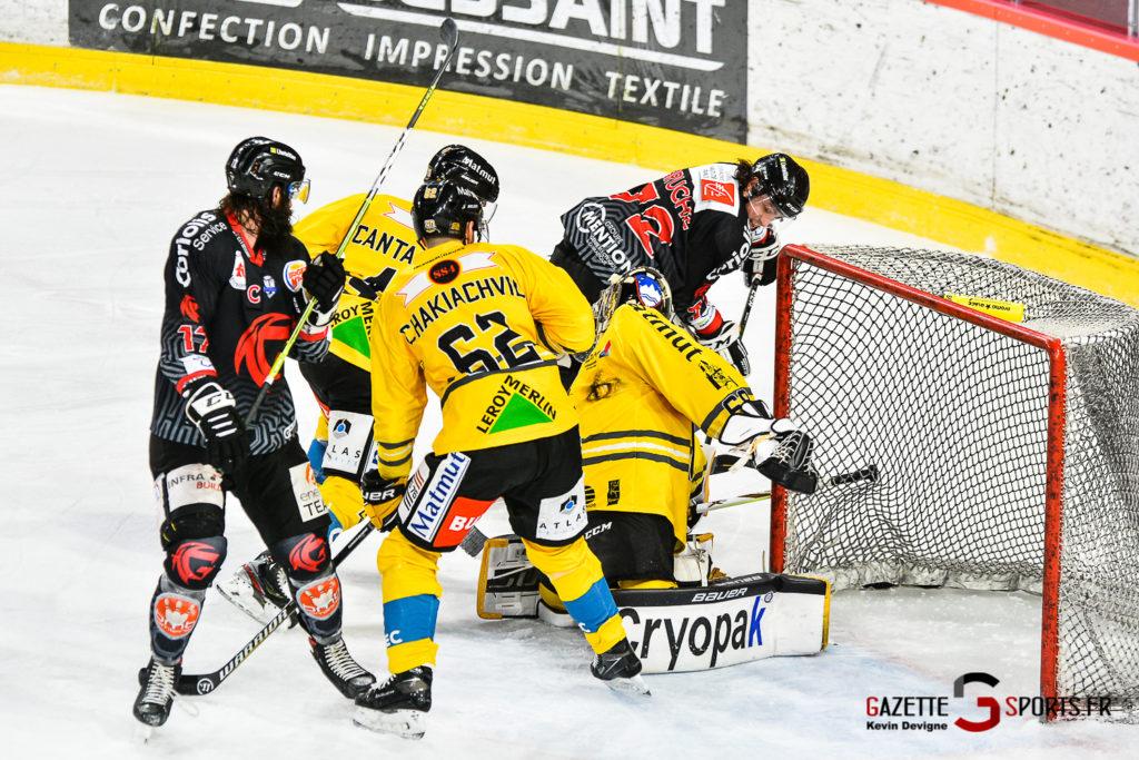 hockey sur glace amiens vs rouen 2021 kevin devigne gazettesports 88