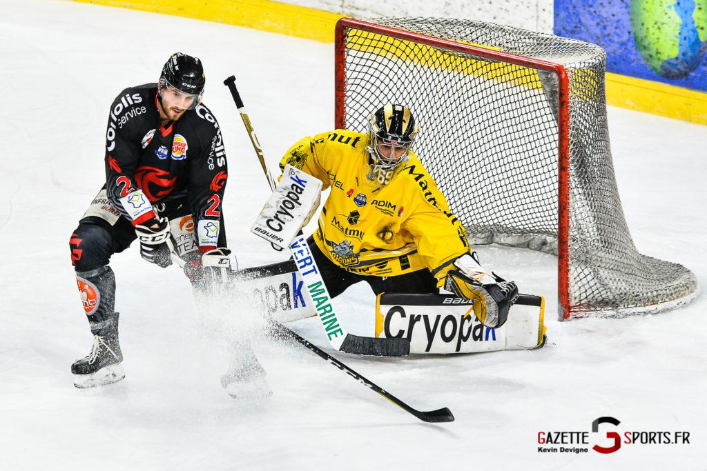 hockey sur glace amiens vs rouen 2021 kevin devigne gazettesports 91