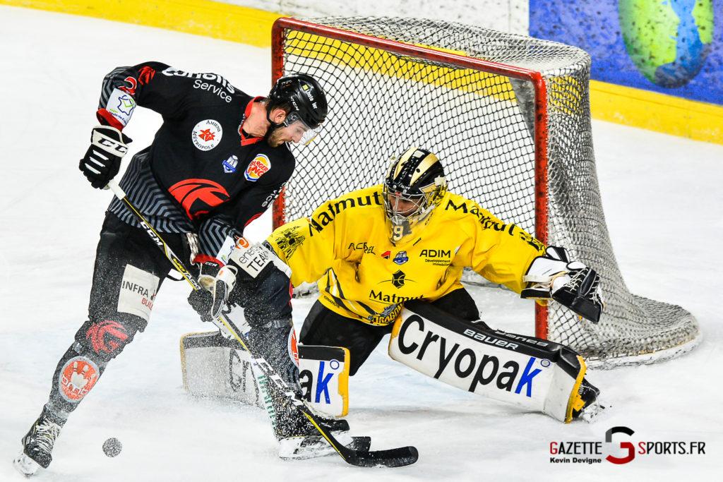 hockey sur glace amiens vs rouen 2021 kevin devigne gazettesports 92