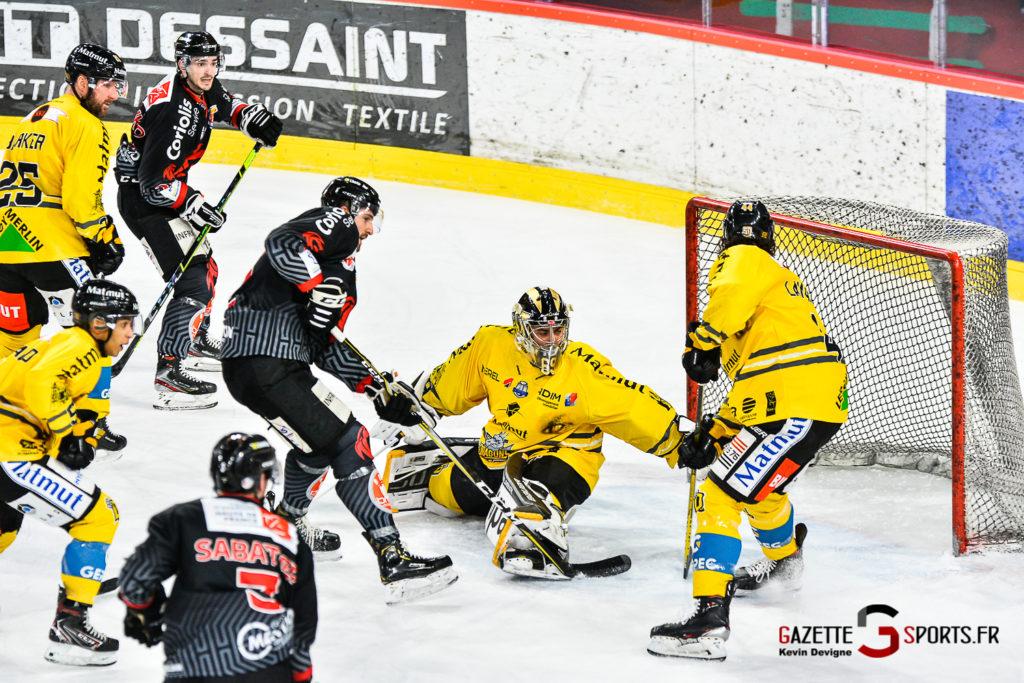 hockey sur glace amiens vs rouen 2021 kevin devigne gazettesports 93