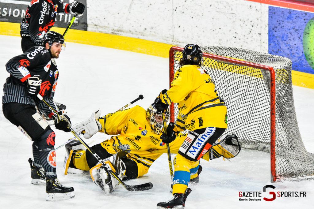 hockey sur glace amiens vs rouen 2021 kevin devigne gazettesports 94