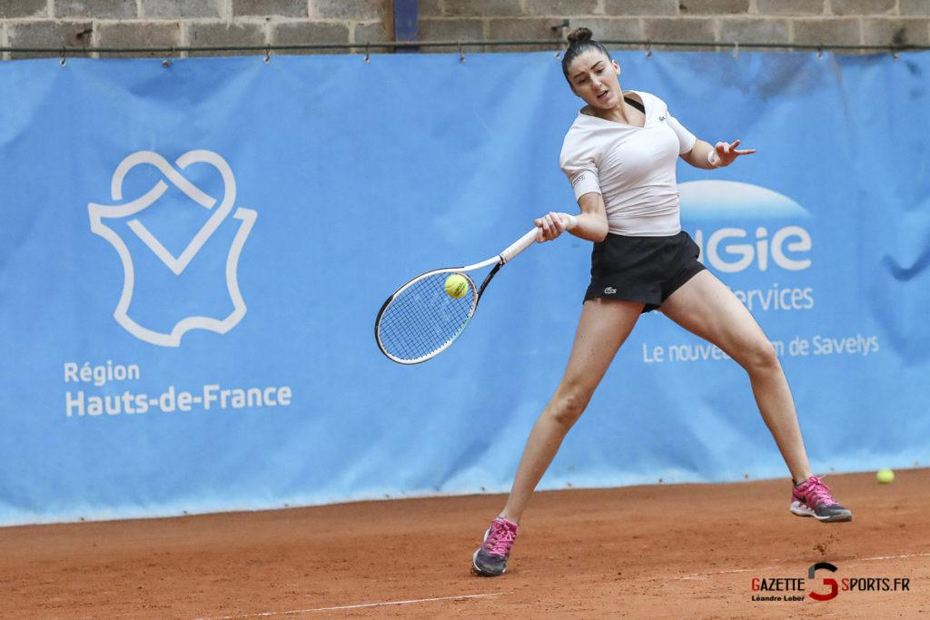 tennis itf tournoi aac tennis amiens jeudi 0015 leandre leber gazettesports