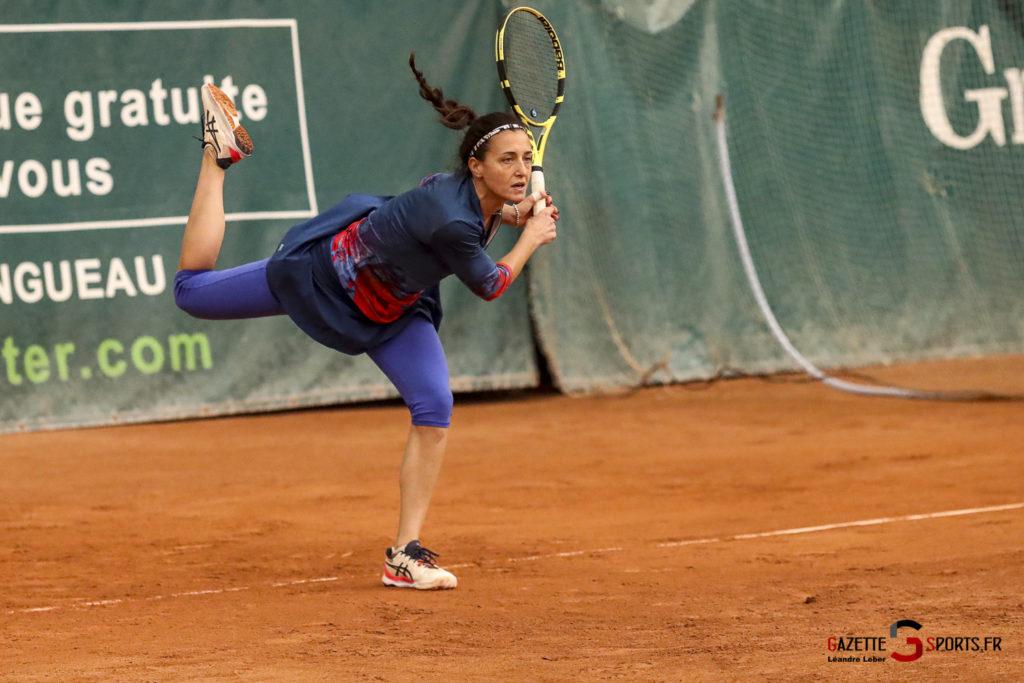 tennis itf tournoi aac tennis amiens jeudi 0021 leandre leber gazettesports