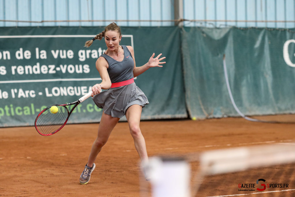 tennis itf tournoi aac tennis amiens jeudi 0051 leandre leber gazettesports