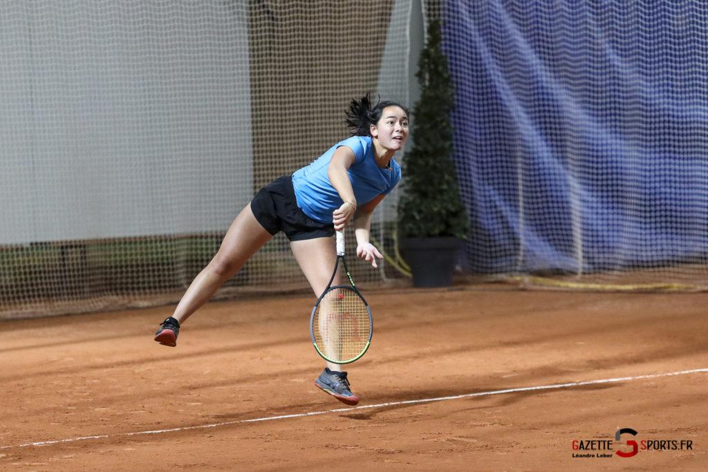 tennis itf tournoi aac tennis amiens jeudi 0074 leandre leber gazettesports