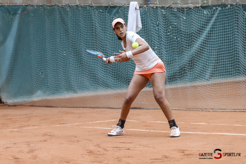 tennis itf tournoi aac tennis amiens jeudi 0082 leandre leber gazettesports