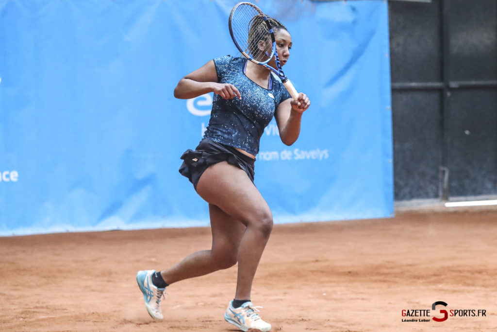 tournoi w itf aac tennis amiens dimanche 0010 leandre leber gazettesports