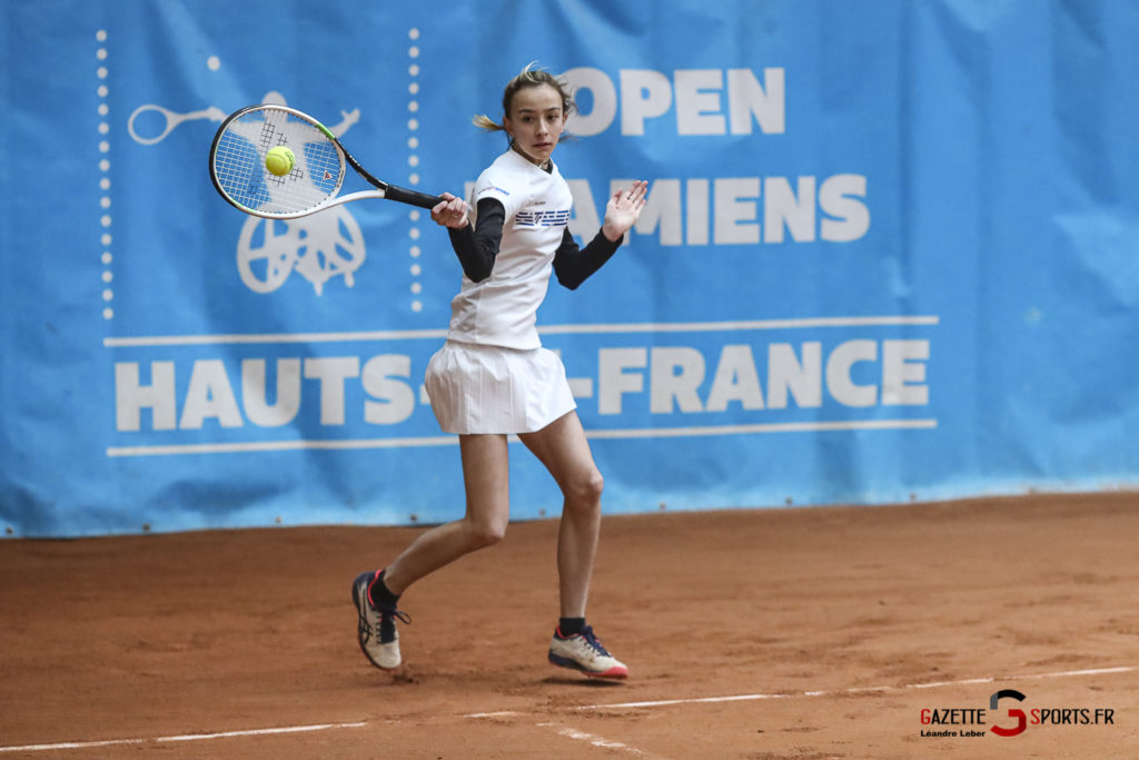 tournoi w itf aac tennis amiens dimanche 0018 leandre leber gazettesports
