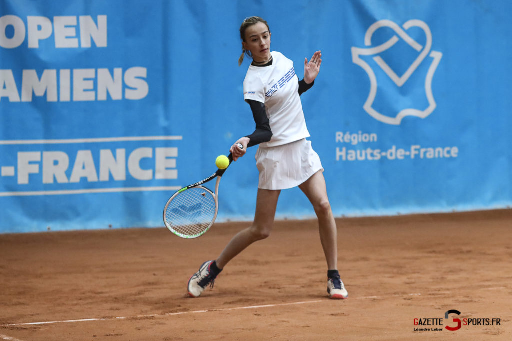 tournoi w itf aac tennis amiens dimanche 0019 leandre leber gazettesports