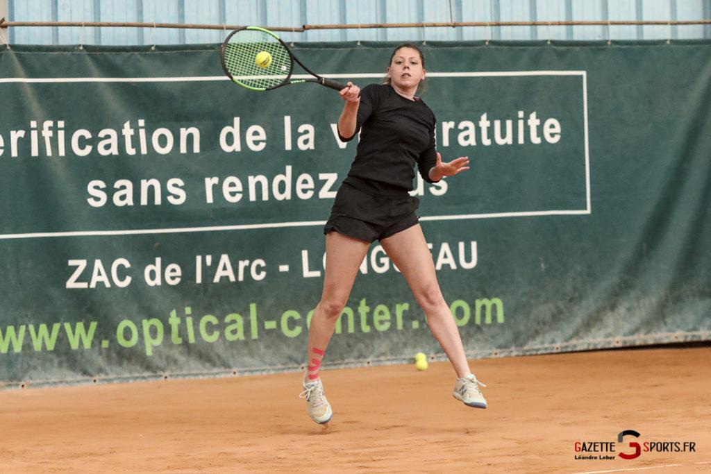 tournoi w itf aac tennis amiens dimanche 0041 leandre leber gazettesports