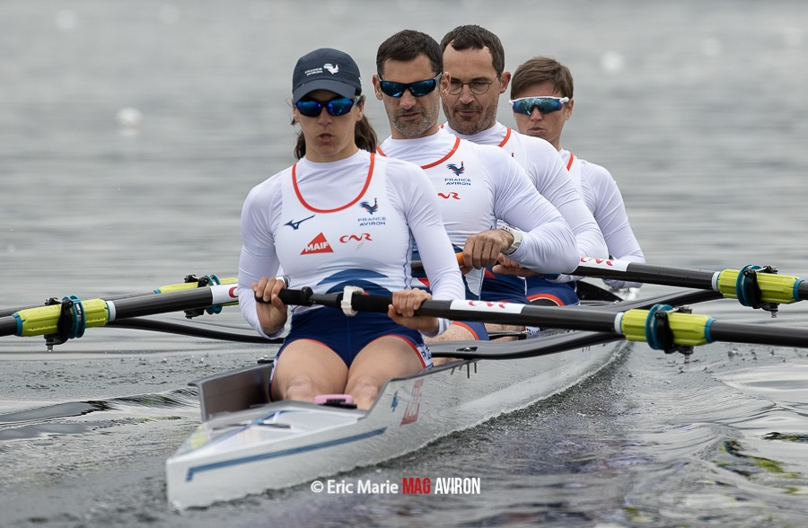 AVIRON: Erika Sauzeau once played football in Montières