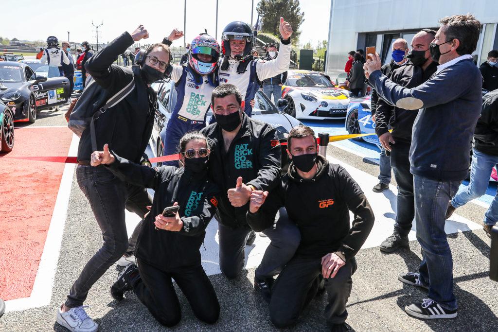 autosport gp nogaro course 1 0039 leandre leber vas y mojo