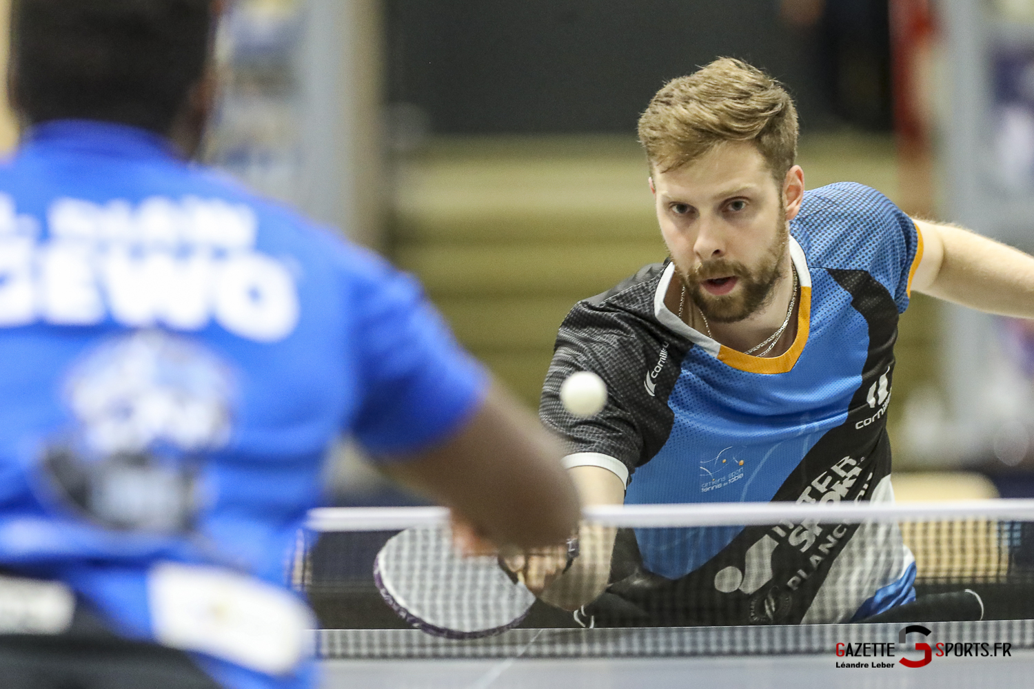 TABLE TENNIS: One of the best younger individuals within the division in coaching