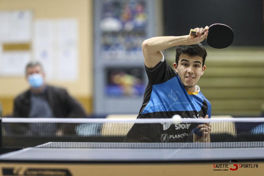 tennis de table astt amiens vs roanne 0026 leandre leber gazettesports