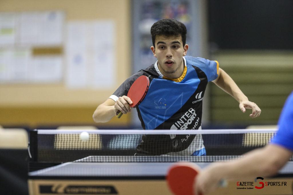 tennis de table astt amiens vs roanne 0033 leandre leber gazettesports