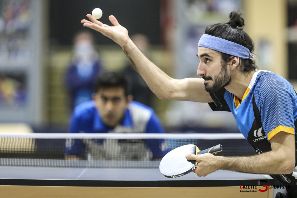 tennis de table astt amiens vs roanne 0042 leandre leber gazettesports