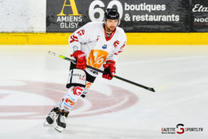 hockey sur glace amiens vs cergy presaison kevin devigne gazettesports
