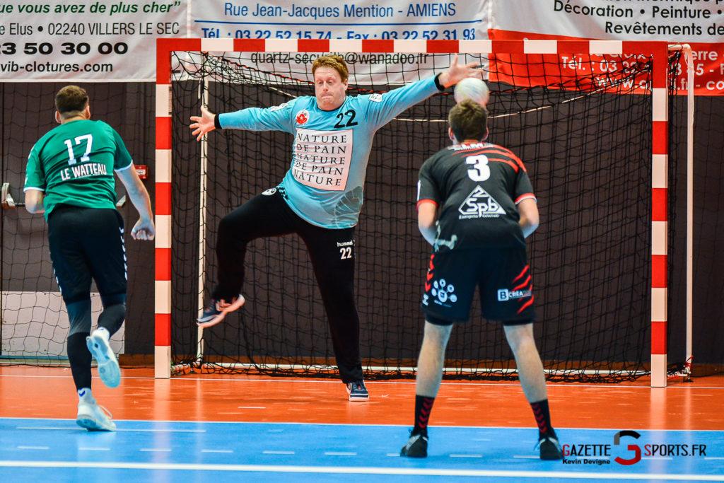 aph réveil nogent handball kevin devigne gazettesports