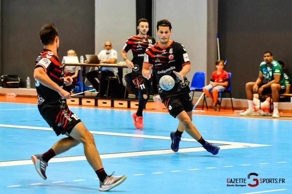 aph réveil nogent handball kevin devigne gazettesports 24