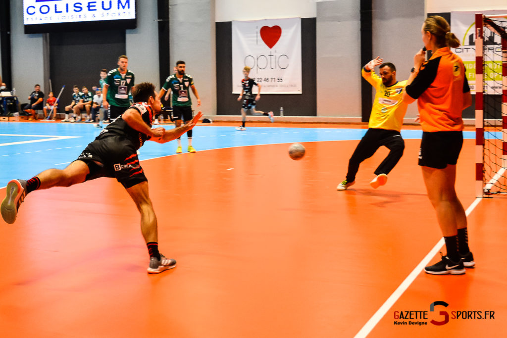 aph réveil nogent handball kevin devigne gazettesports 34