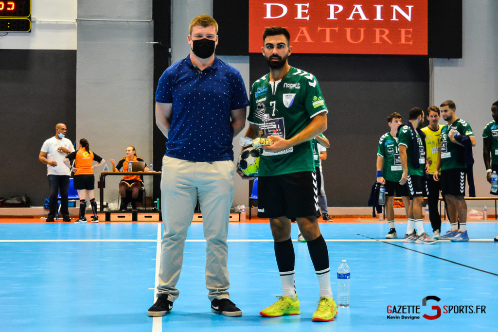 aph réveil nogent handball kevin devigne gazettesports 38