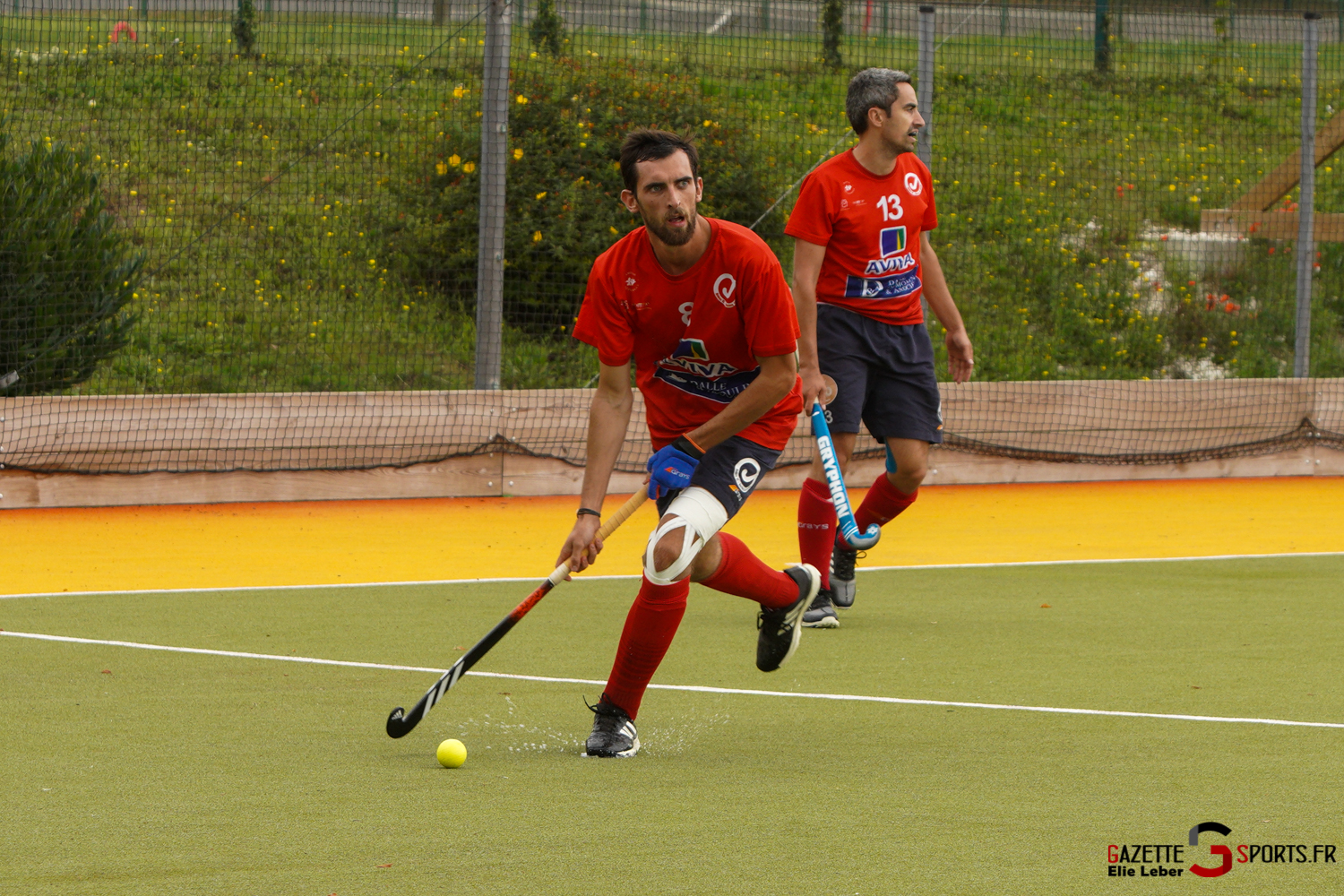 PHOTOS: The album of the match between ASC field hockey and CA Montrouge