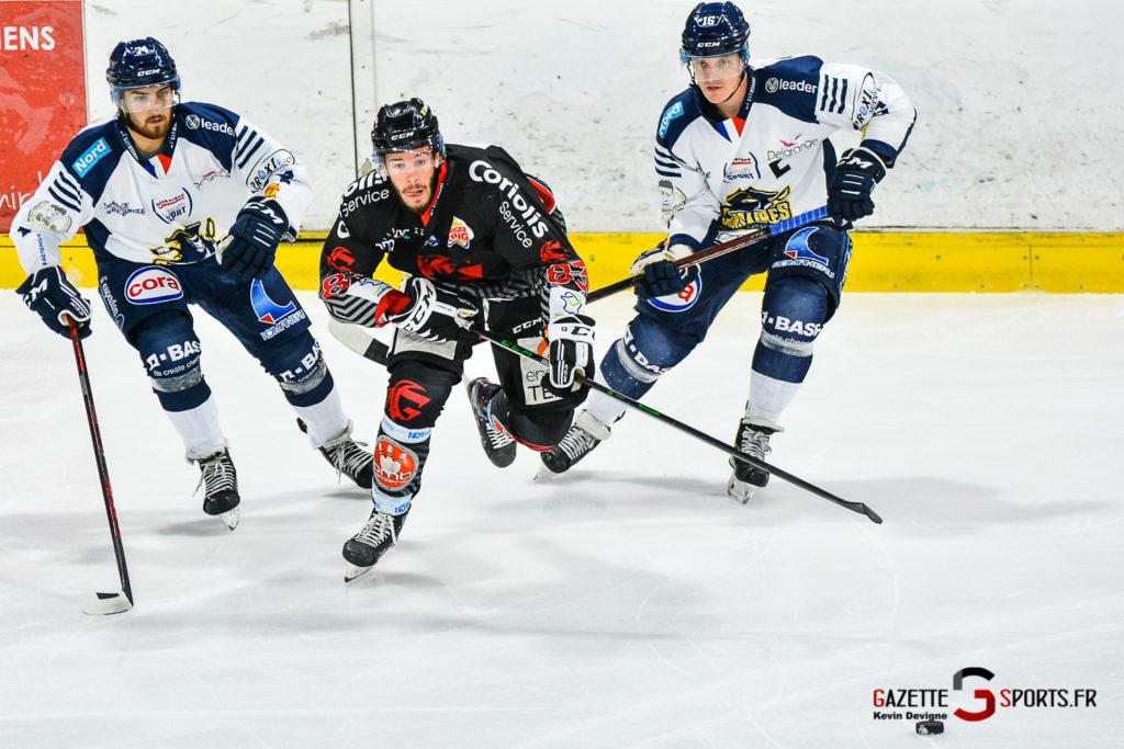 hockey amiens vs dunkerque kevin devigne gazettesports 12