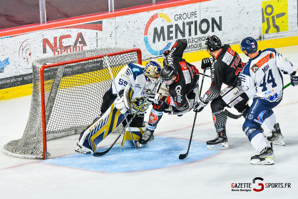hockey amiens vs dunkerque kevin devigne gazettesports 14