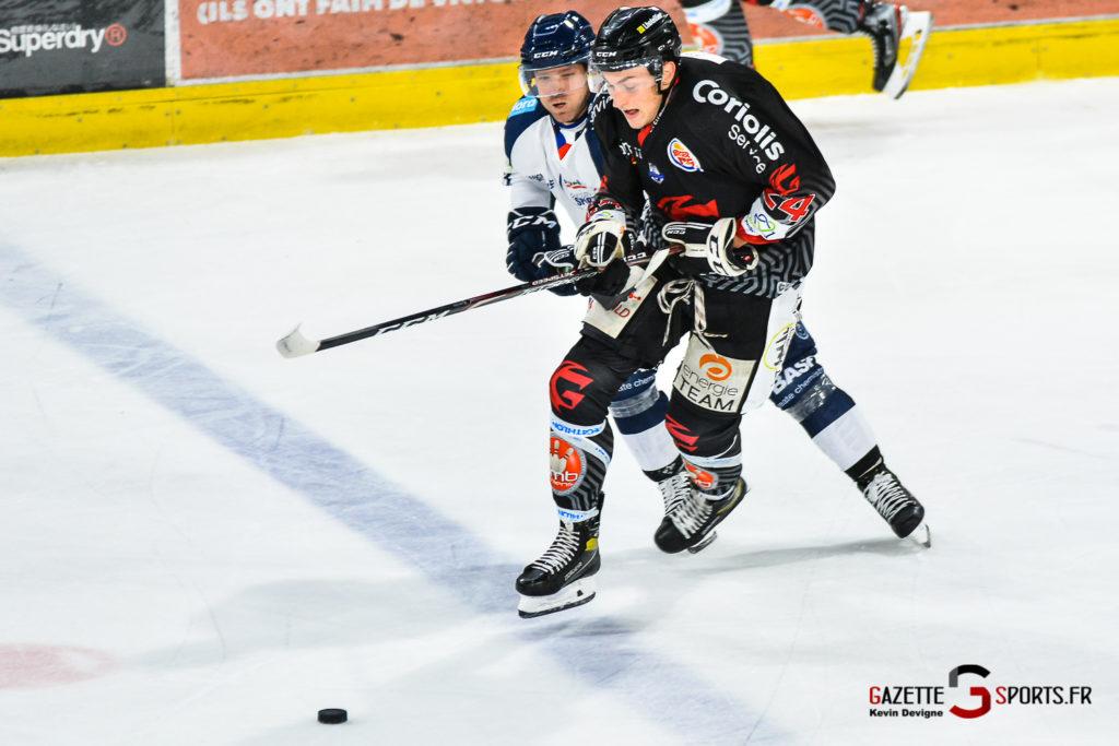 hockey amiens vs dunkerque kevin devigne gazettesports 20