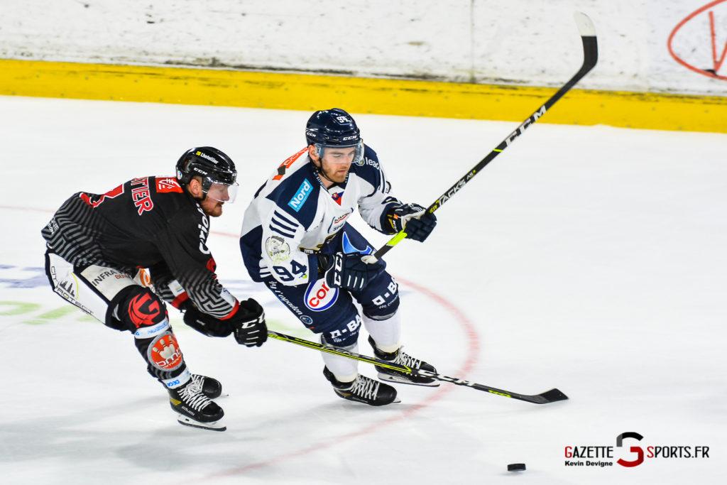 hockey amiens vs dunkerque kevin devigne gazettesports 21