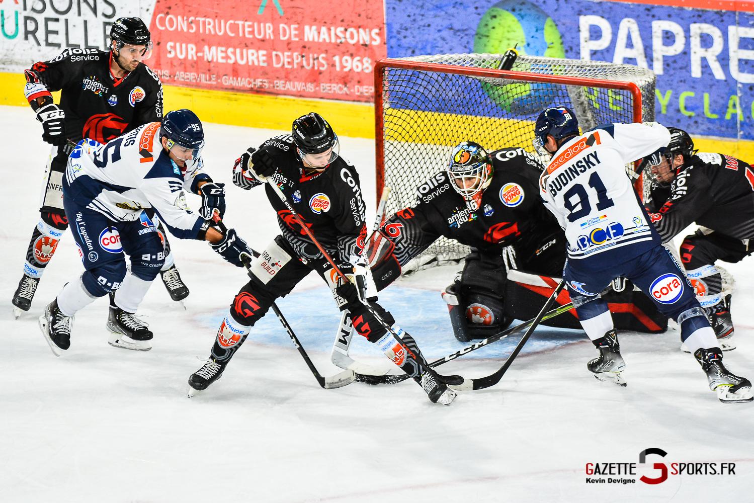 hockey amiens vs dunkerque kevin devigne gazettesports 23
