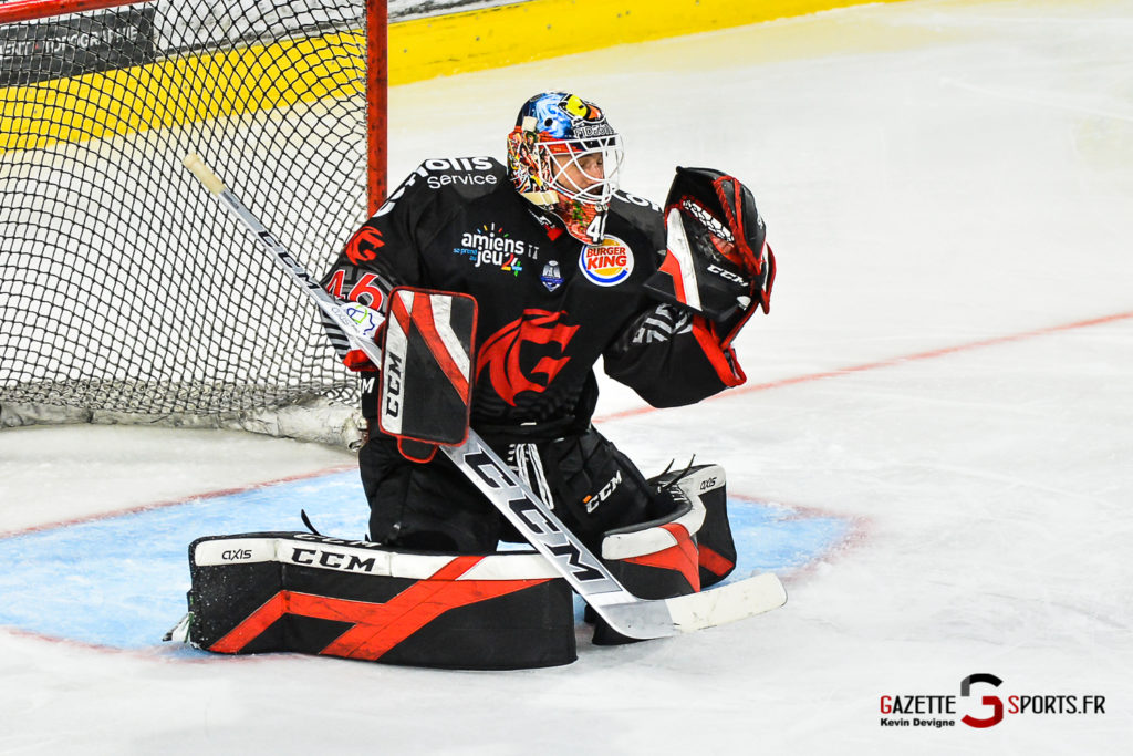 hockey amiens vs dunkerque kevin devigne gazettesports 28