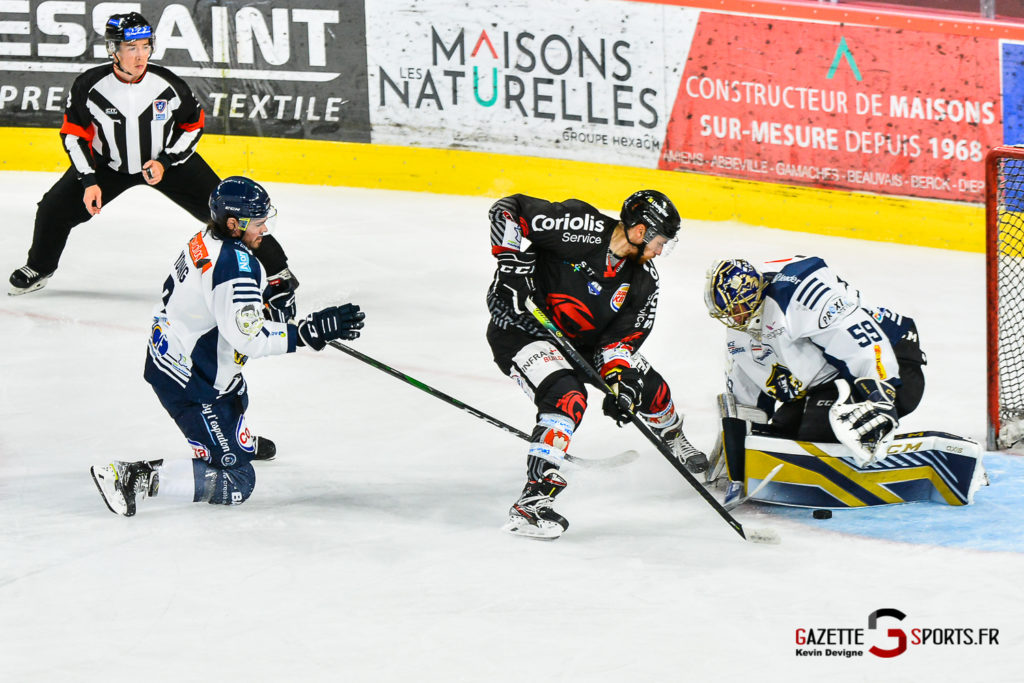hockey amiens vs dunkerque kevin devigne gazettesports 31