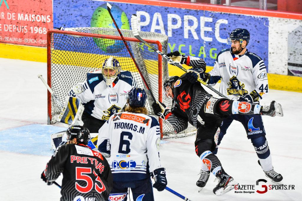 hockey amiens vs dunkerque kevin devigne gazettesports 33