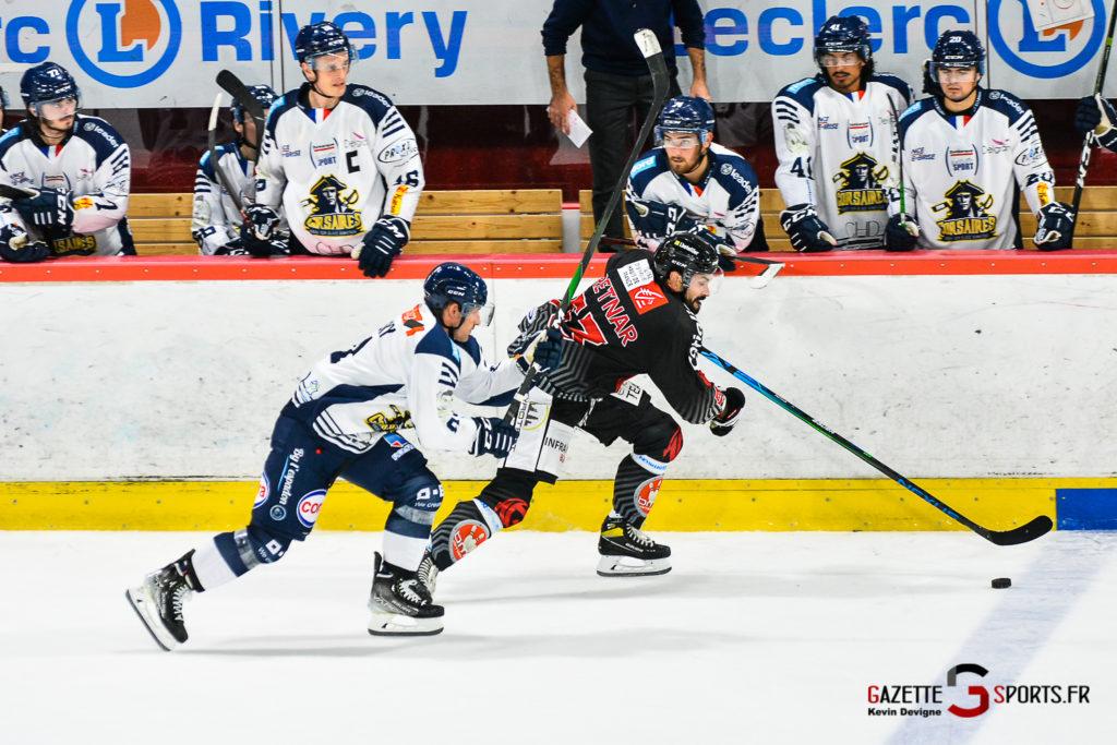 hockey amiens vs dunkerque kevin devigne gazettesports 36
