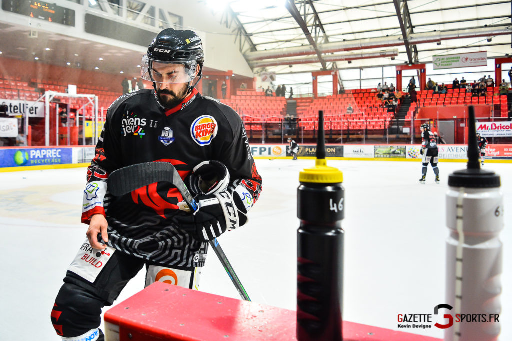 hockey amiens vs dunkerque kevin devigne gazettesports 8