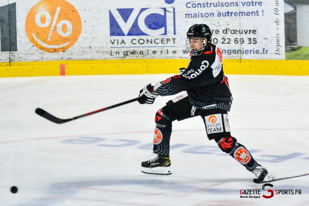 hockey gothiques vs angers amical kevin devigne gazettesports 19