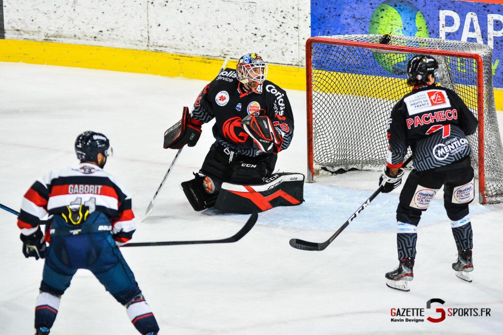 hockey gothiques vs angers amical kevin devigne gazettesports 21